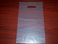 Handle Punch Poly Bag